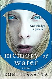 Other Places, Other Lives Book Club: Memory of Water