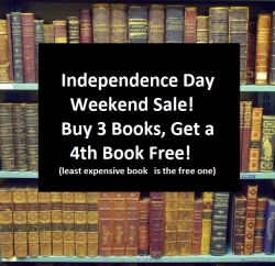 Independence Day Weekend Sale!