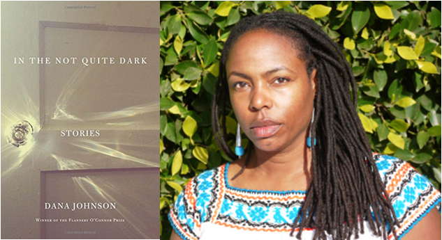 Dana Johnson Reading & Signing for In The Not Quite Dark