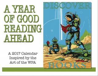 Underground Books 2017 Calendar Release Party