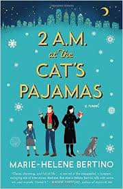 Reception for Marie-Helene Bertino, Author of 2 A.M. at the Cat's Pajamas