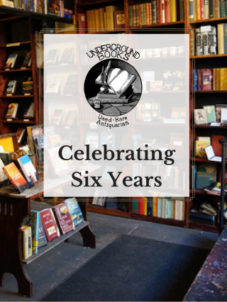 Underground Books' 6th Anniversary Party
