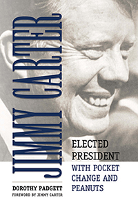 Meet the Author: Dorothy Padgett, biographer of Jimmy Carter