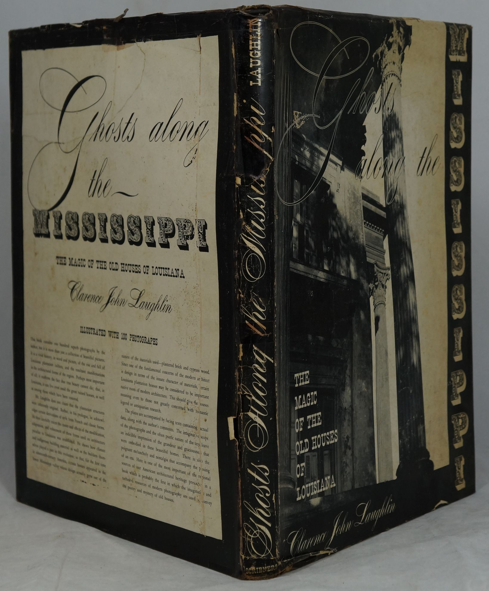 ghosts of mississippi essay Forgotten coffee table book: ghosts along the mississippi ghosts along the mississippi by clarence john  the entire work is an essay on grandeur.