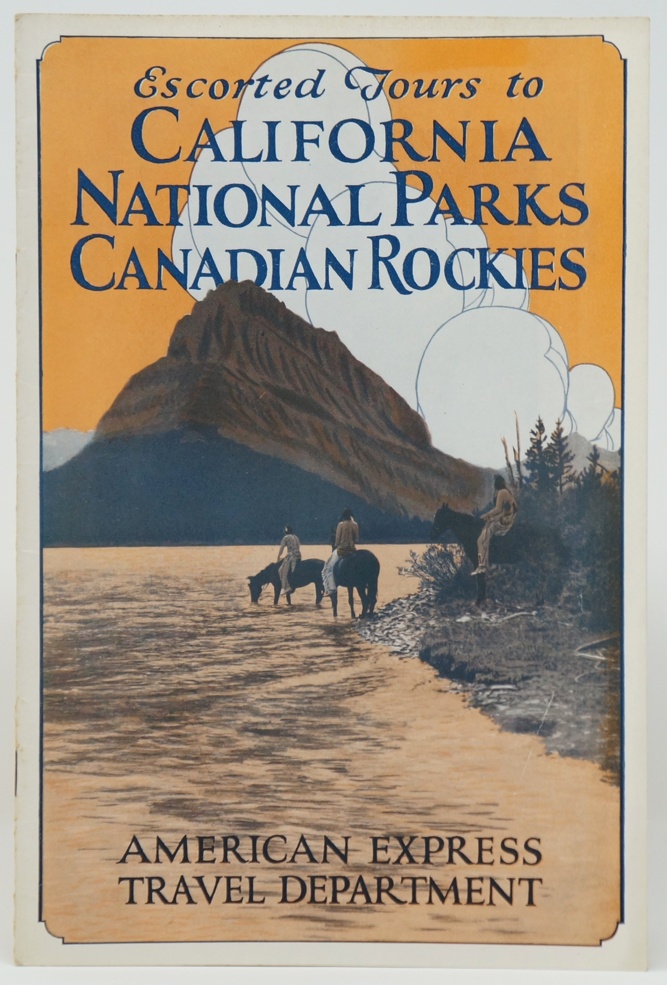 escorted tours to california national parks canadian rockies