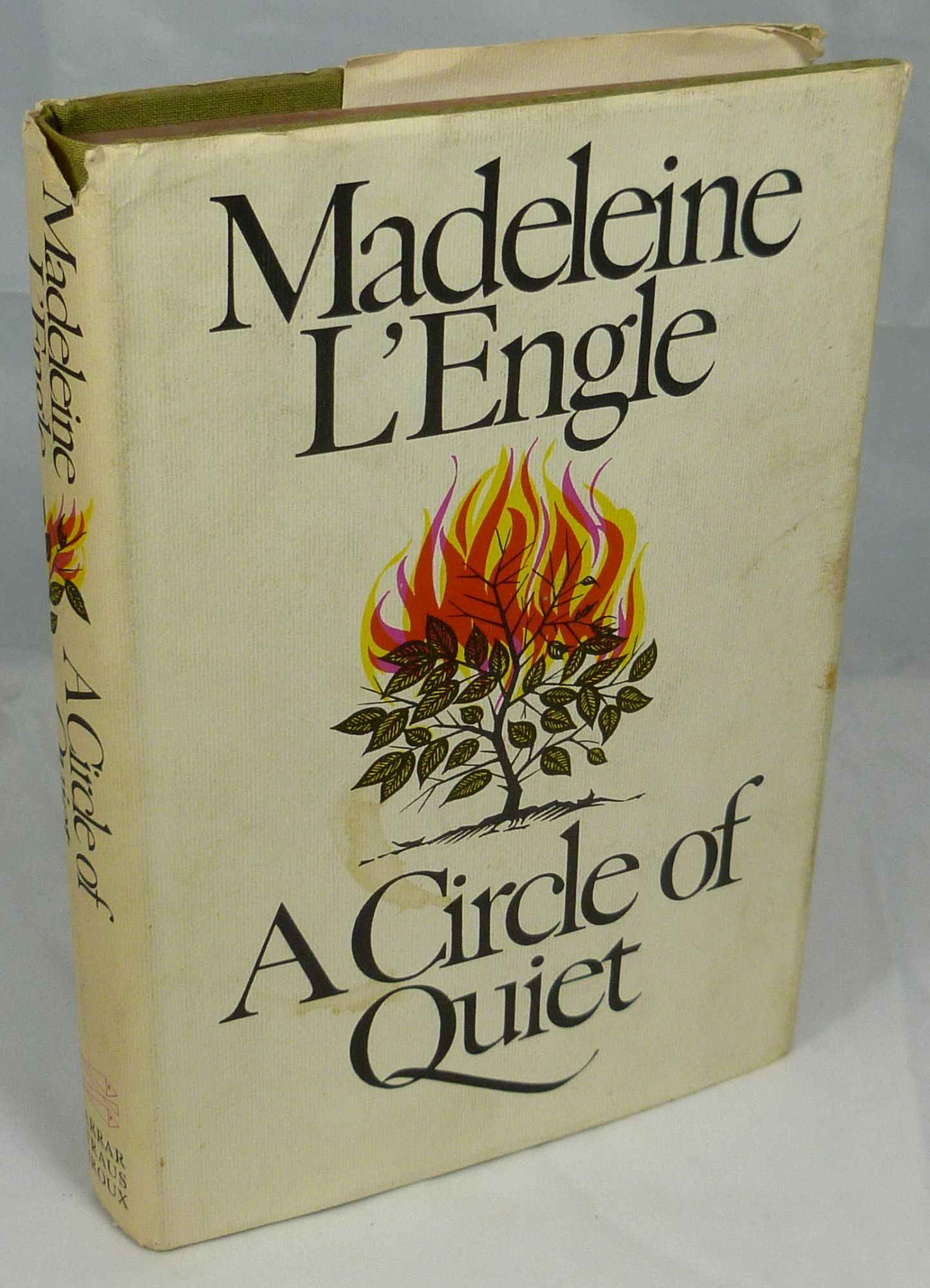 A Circle of Quiet, L'Engle, Madeleine