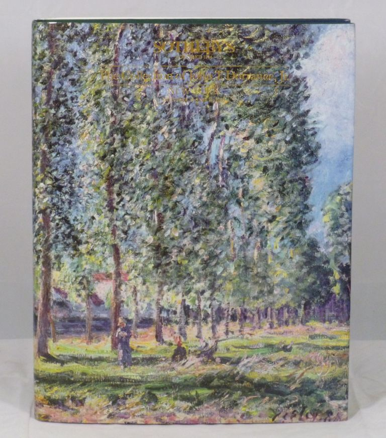 The Collection of John T. Dorrance, Jr.: Important Impressionist, Modern, American and European Paintings