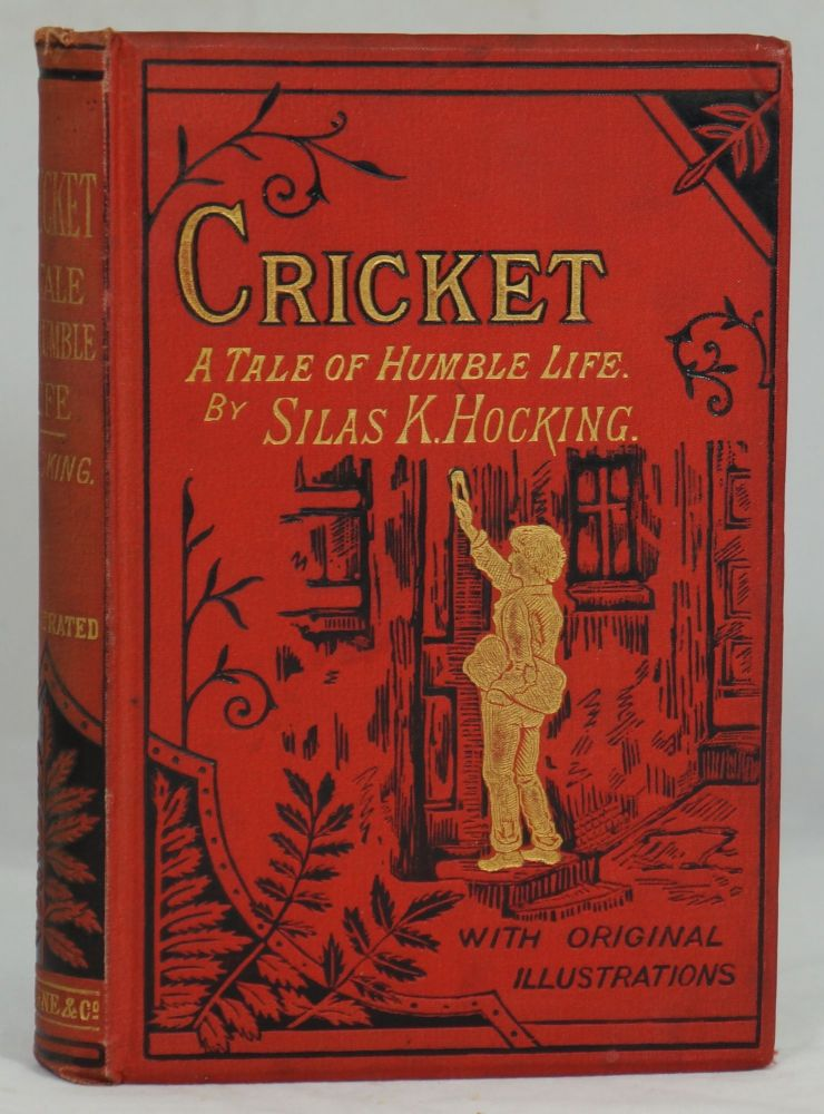 Image result for cricket book hocking