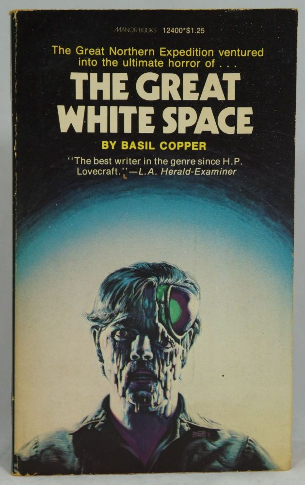 The Great White Space. Basil Copper.