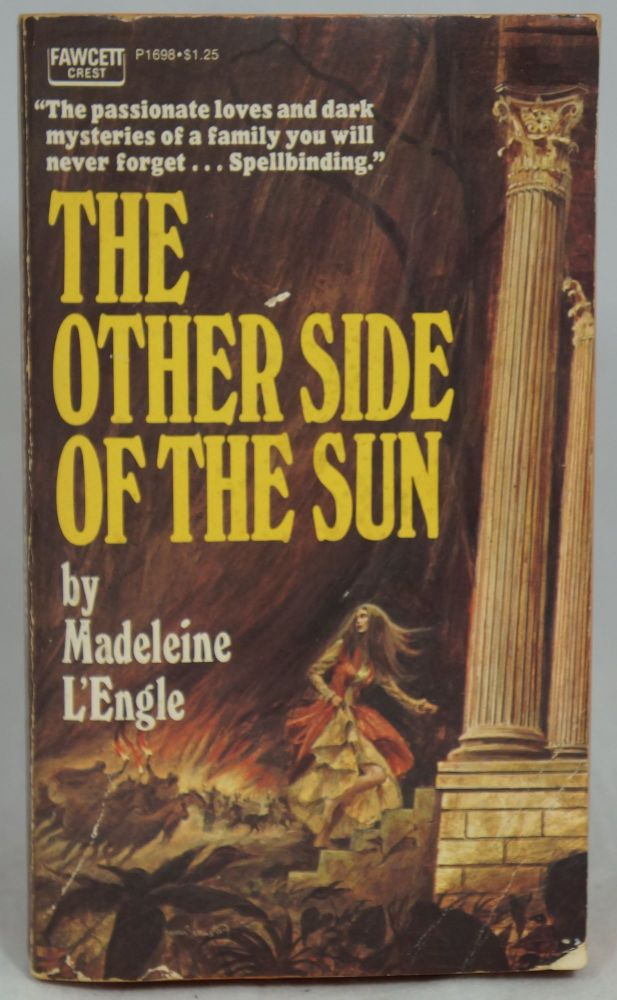 The Other Side of the Sun. Madeleine L'Engle.