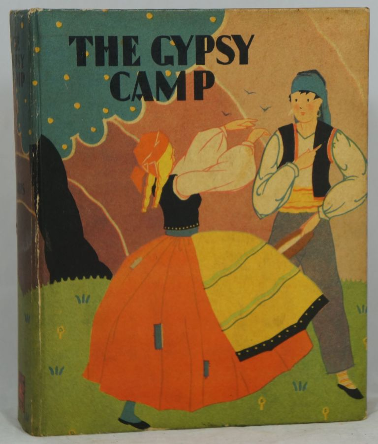 The Gypsy Camp (Dick and Janet Cherry Series). Howard R. Garis.