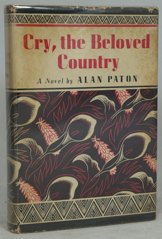 a review of alan patons cry the beloved country Kaspar, the heaviest, hired her to resurface and loot sacks an analysis of alan patons book cry the beloved country 0% +2348027516074 contact@exploitsgroupcom.