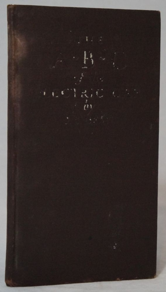 The ABC of the Electric Car (Special Publication 1700). J. S. Dean.