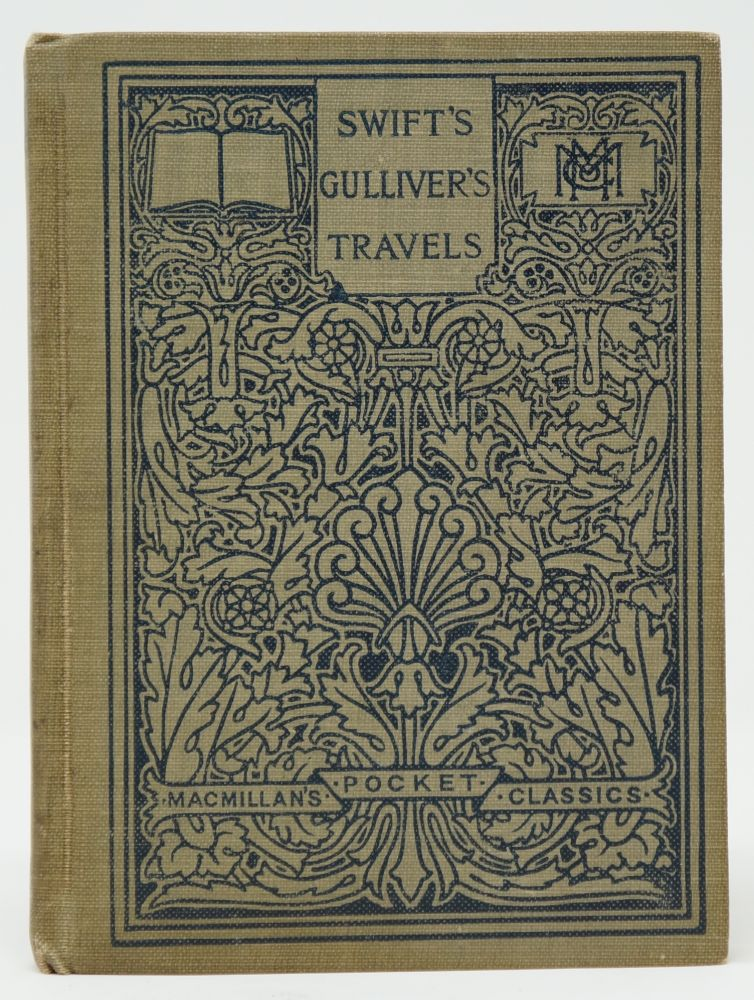 Gulliver's Travels into Several Remote Nations of the World [Macmillan's Pocket Classics]. Jonathan Swift, Clifton Johnson, Notes Ed., Intro.
