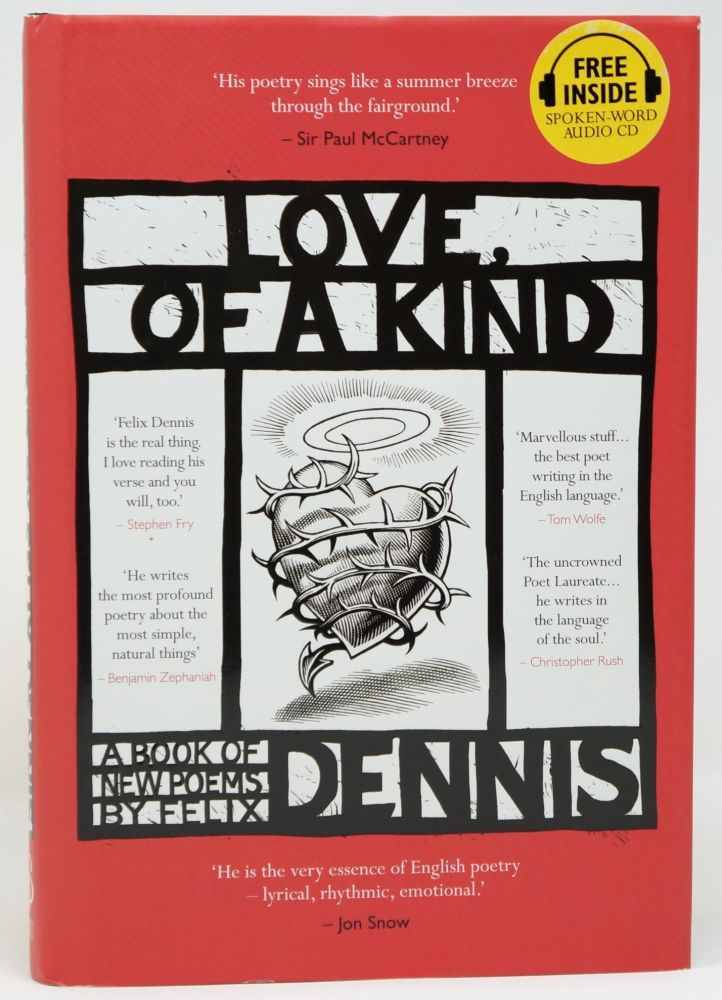 Love, Of a Kind. Felix Dennis, Eric Gill, Illust.