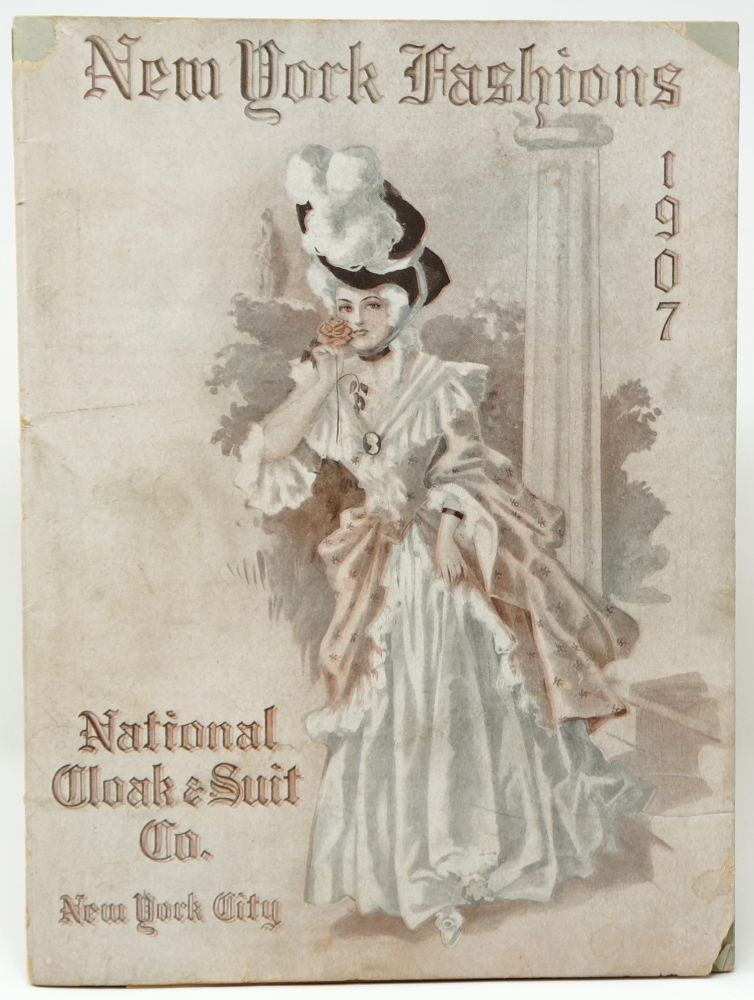 New York Fashions, Spring & Summer 1907 (Vol. 10, No. 1, February 1907)