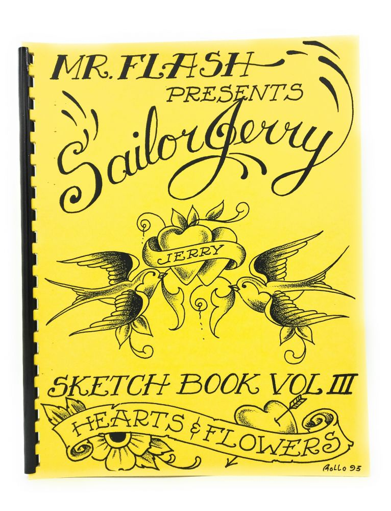 sailor jerry sketchbook vol 4 40 more pages of jerry s girls