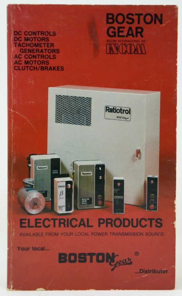 Boston Electrical Products Catalog EP83