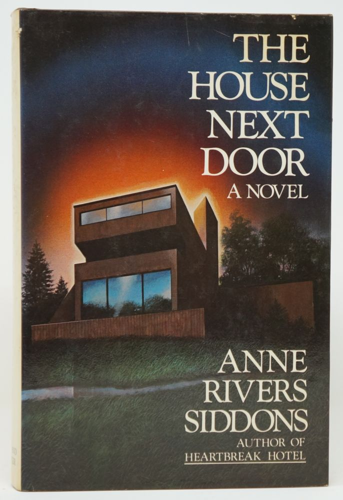 The House Next Door. Anne Rivers Siddons.