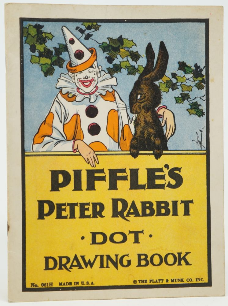Piffle's Peter Rabbit Dot Drawing Book (No. 061H)