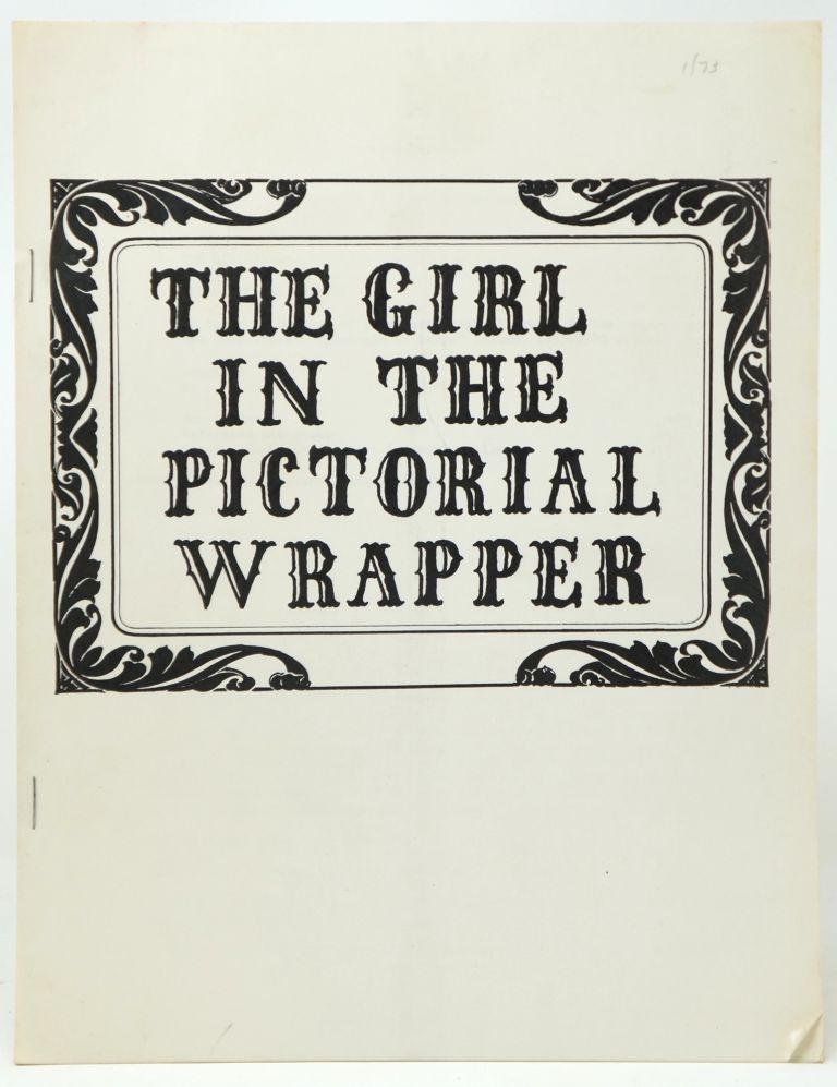 "The Girl in the Pictorial Wrapper: An Index to Reviews of Paperback Original Novels in the New York Times' ""Criminals at Large"" Column, 1953-1970. Jon L. Breen, Rita A. Breen."