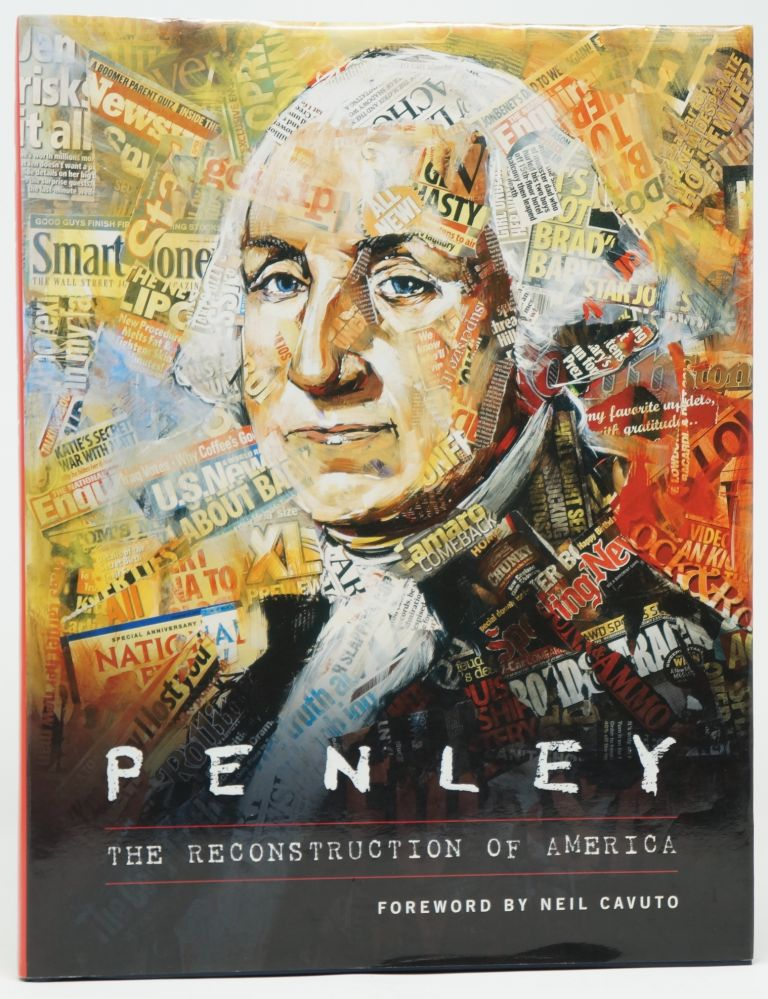 The Reconstruction of America. Steve Penley.
