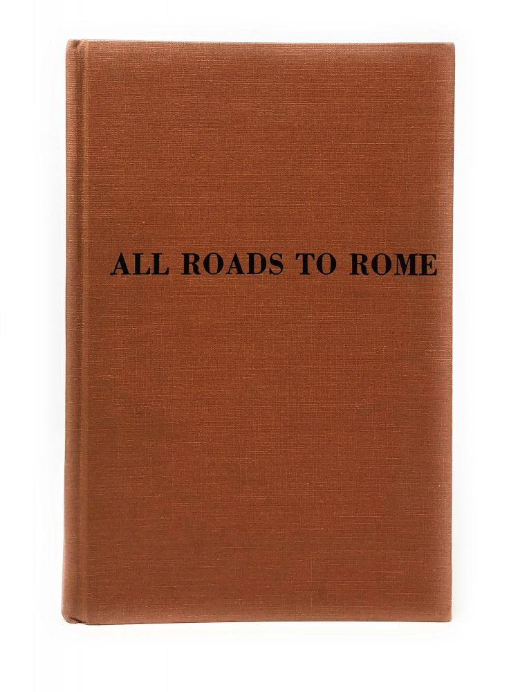 All Roads to Rome. Roger Aycock.