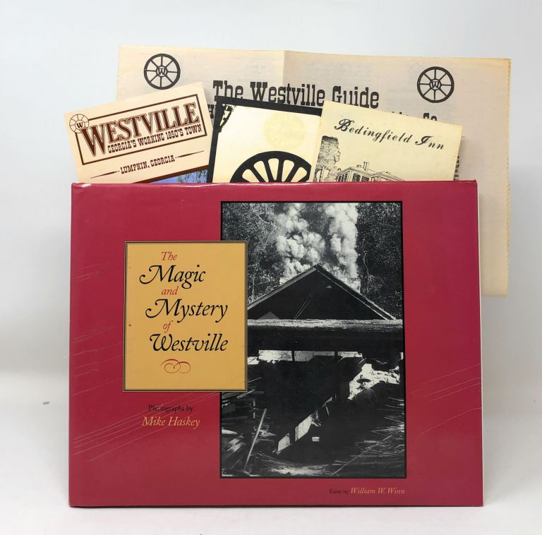 The Magic and Mystery of Westville with related ephemera. Mike Haskey, William W. Winn, Photos.