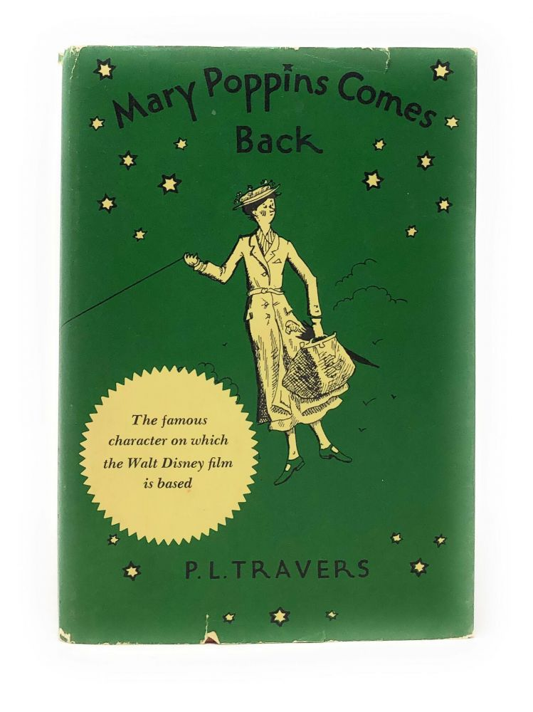 Mary Poppins Comes Back. P. L. Travers, Mary Shepard, Illust.
