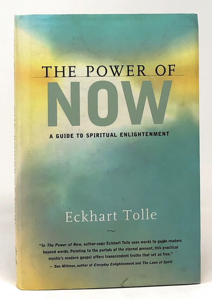 The Power of Now. Eckhart Tolle.