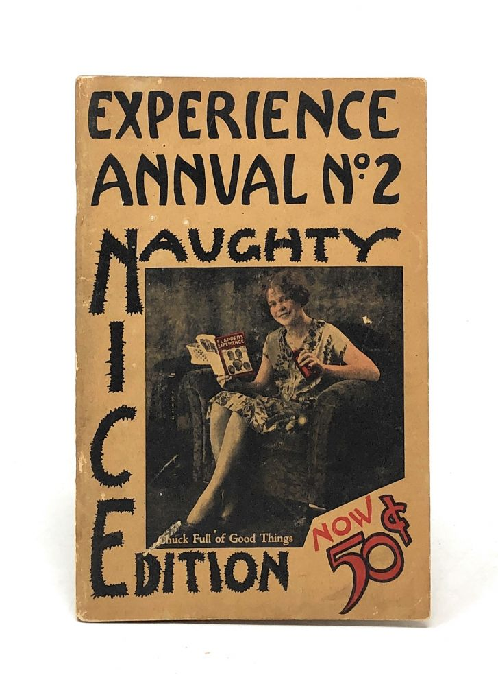 Experience Annual No. 2: Naughty-Nice Edition [Flapper's Experience]