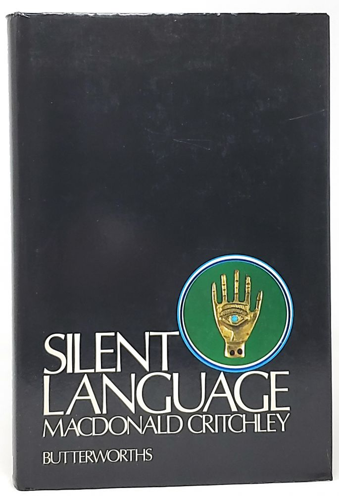 Silent Language. Macdonald Critchley.