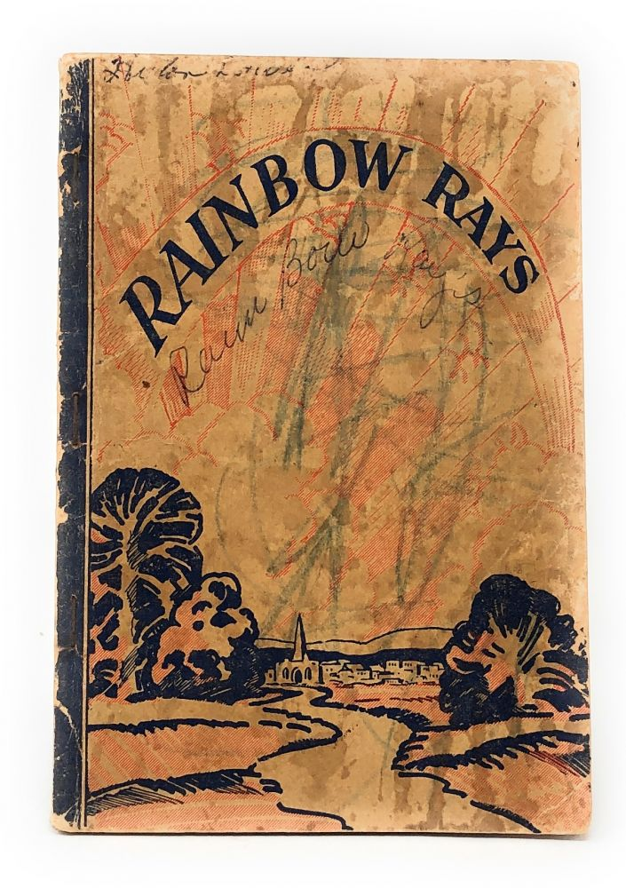 [Shape Notes] Rainbow Rays: Our First 1946 Book for Singing Schools, Conventions, Etc. J. R. Baxter Jr.