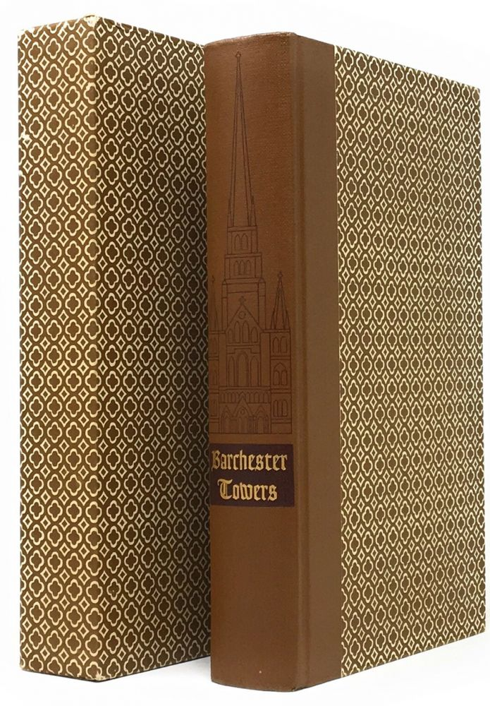 Barchester Towers. Anthony Trollope, Angela Thirkell, Fritz Kredel, Intro., Illust.