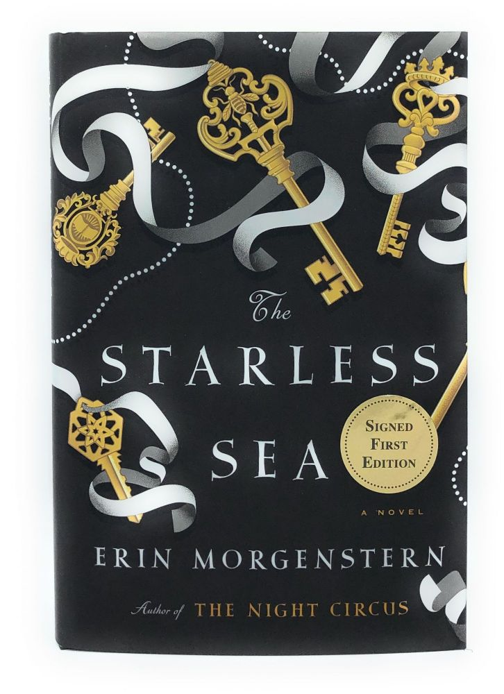 The Starless Sea. Erin Morgenstern.