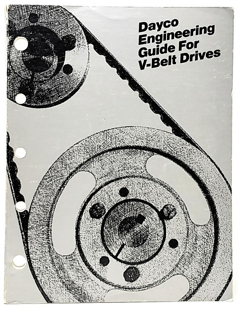 Dayco Engineering Guide for V-Belt Drives