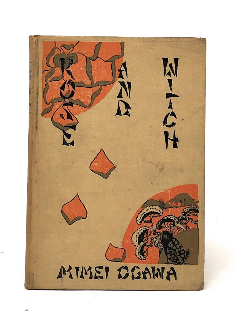 Rose & Witch and Other Stories. Mimei Ogawa, Myrtle B. McKenney, Seison N. Yoshioka, Trans., Illust.