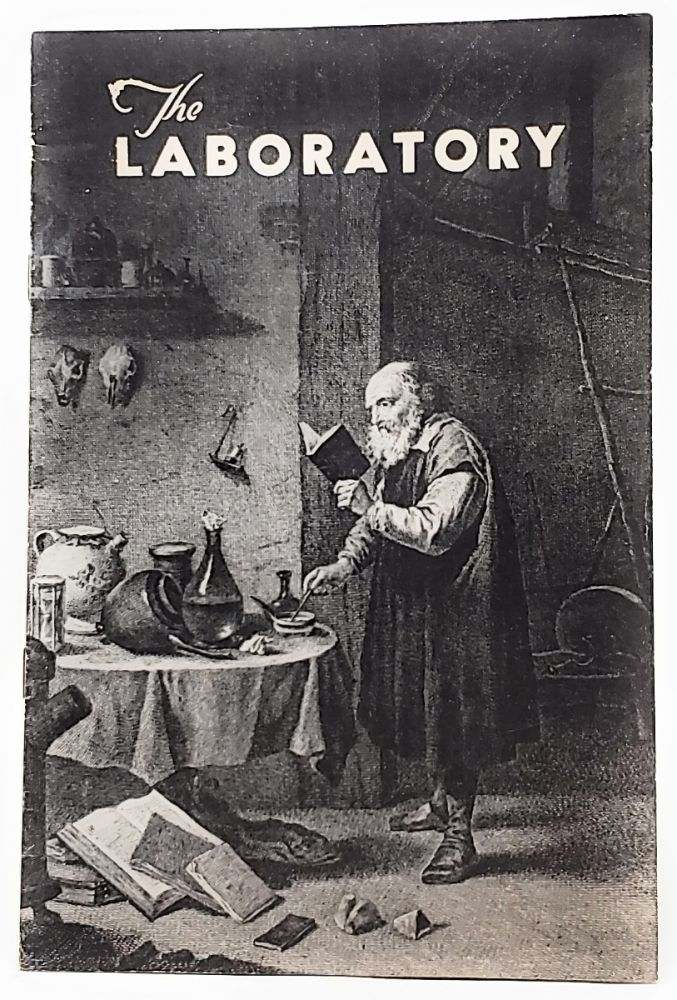 The Laboratory: For Those Interested in Keeping Informed on the Latest Developments of Laboratory Apparatus and Technique [Volume 17, Number 5]