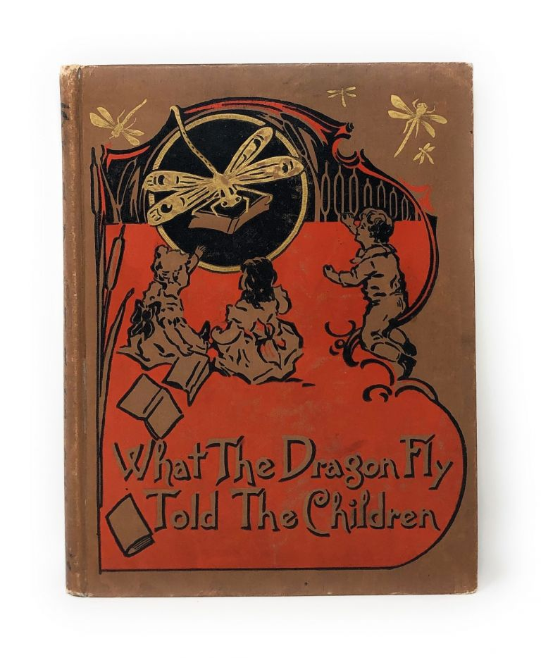 What the Dragon Fly Told the Children. Frances Bell Coursen, Amy Brooks, Illust.