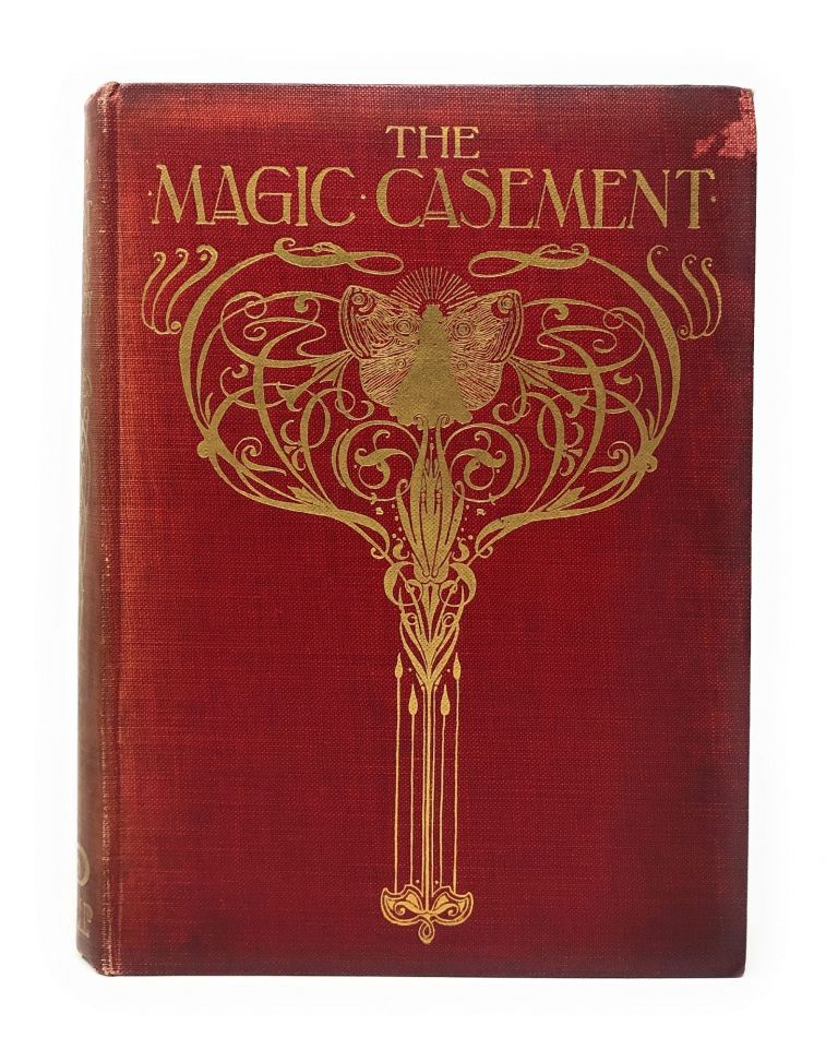 The Magic Casement: An Anthology of Fairy Poetry. Alfred Noyes, Stephen Reid, Intro Ed., Illust.