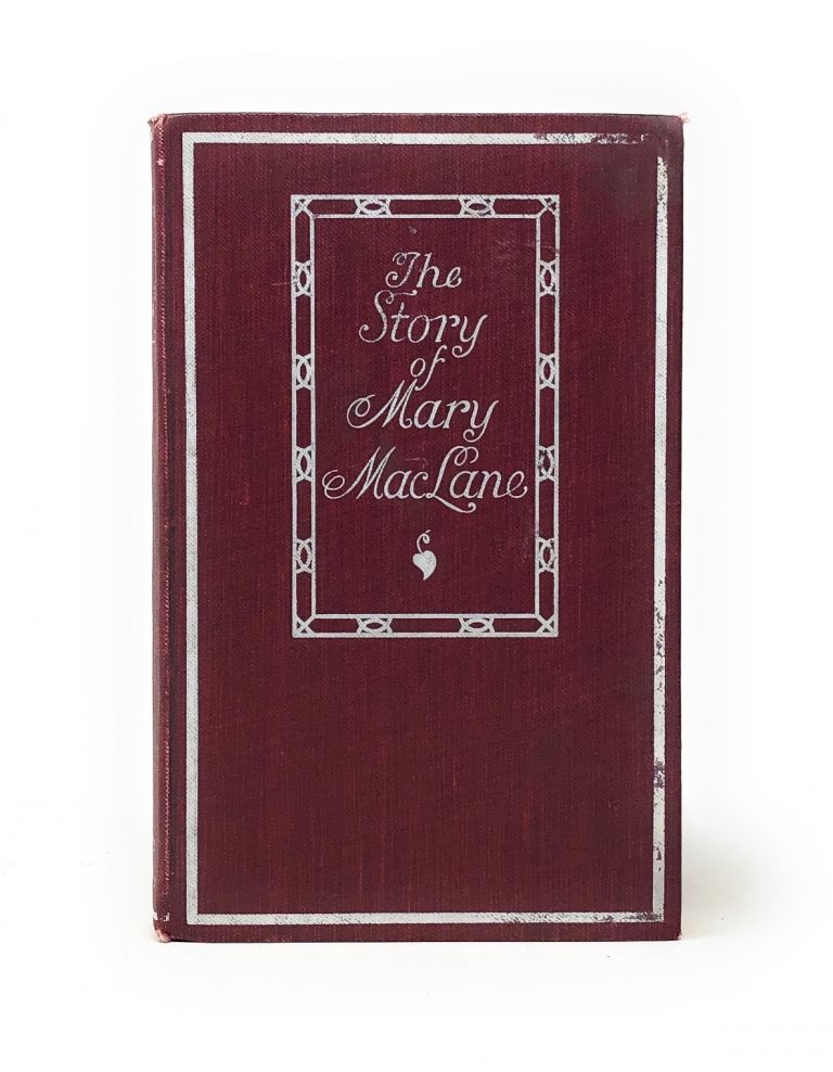 The Story of Mary Maclane [LGBTQ Interest]. Mary Maclane.
