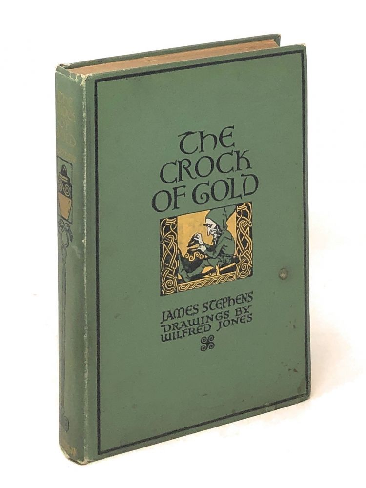 The Crock of Gold. James Stephens, Wilfred Jones, Illust.