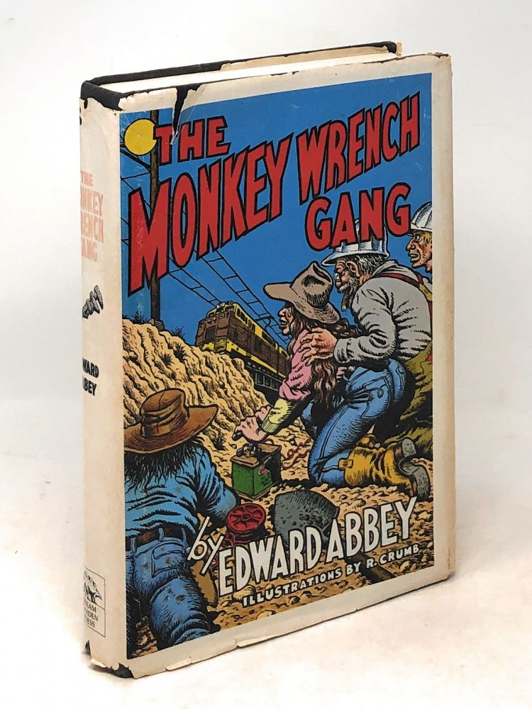 The Monkey Wrench Gang (10th Anniversary Edition, Signed). Edward Abbey.