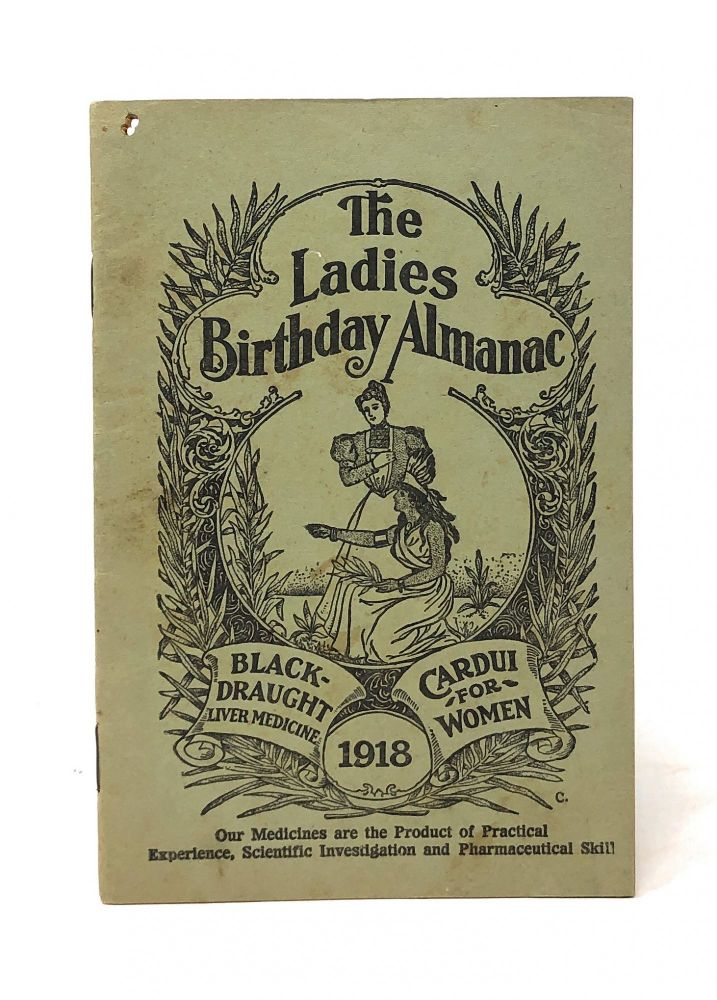 The Ladies Birthday Almanac, 1918
