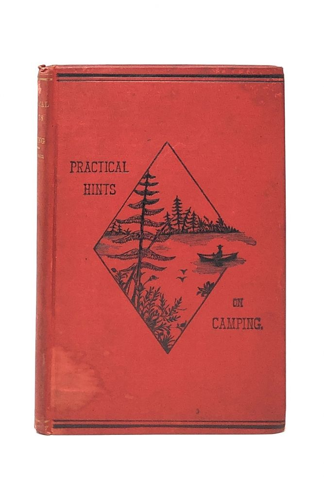 Practical Hints on Camping. Howard Henderson.