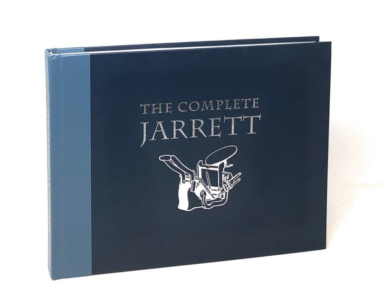 The Complete Jarrett: The Classic 1936 Text on Magic and Illusions, Jarrett Magic in an Annotated Edition with Additional Material. Guy E. Jarrett, Jim Steinmeyer, John A. McKinven, Intro.
