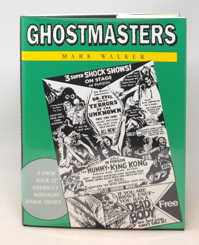 Ghostmasters. Mark Walker.