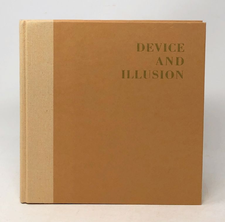 Device and Illusion: A Book of Routines for Modern Stage Conjurers. Jim Steinmeyer.