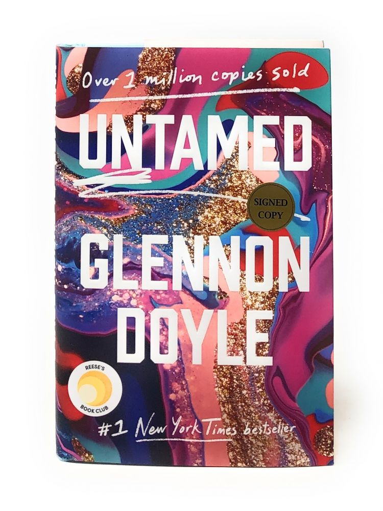 Untamed [Special SIGNED Cheetah Edition]. Glennon Doyle.