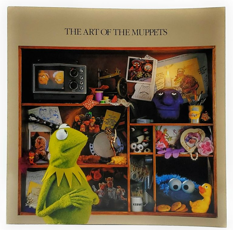 The Art of the Muppets: A Retrospective Look at Twenty-Five Years of Muppet Magic. The Staff of Henson Associates.